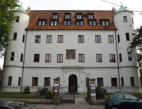 Schloss Pfersee | Physio Pfersee im Schloss