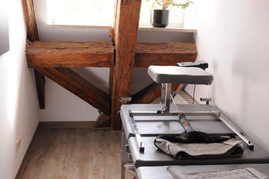 Traktionsraum | Physio Pfersee im Schloss